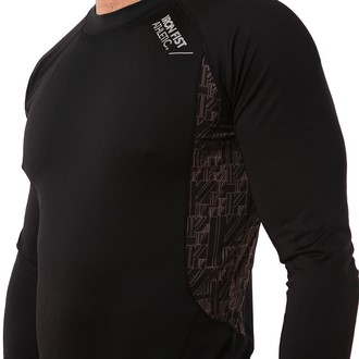 tričko pánske s dlhým rukávom (termo) IRON FIST - Stamina Base Layer, IRON FIST