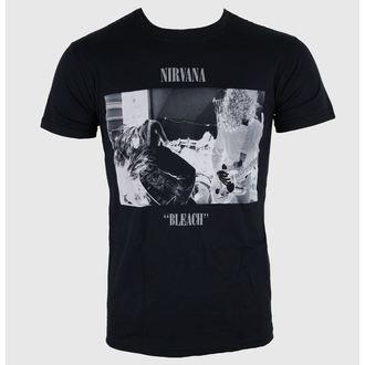 tričko pánske Nirvana - Bleach - LIVE NATION, LIVE NATION, Nirvana