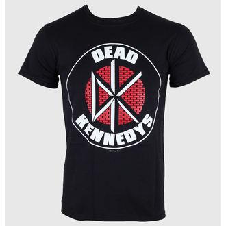 tričko pánske Dead Kennedys - Brick Logo - LIVE NATION, LIVE NATION, Dead Kennedys
