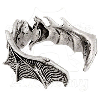 náramok Bird of Death - Alchemy Gothic, ALCHEMY GOTHIC