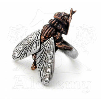 prsteň Lord Of The Flies - Alchemy Gothic, ALCHEMY GOTHIC