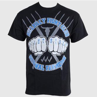 tričko pánske TOXICO - Farmcore - Black, TOXICO