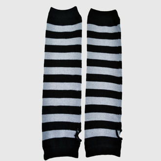narukávnik POIZEN INDUSTRIES - Stripe Armwarmer - Black/Grey