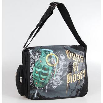 taška Guns'n Roses - Grenade Logo - BRAVADO USA, BRAVADO, Guns N' Roses