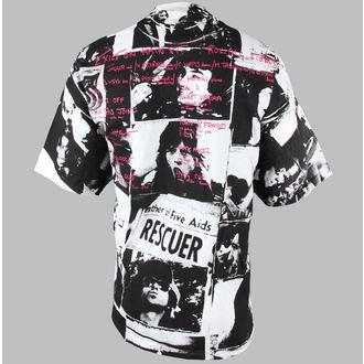 tričko pánske Rolling Stones - Exile Allover - BRAVADO USA, BRAVADO, Rolling Stones