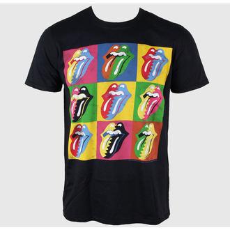 tričko pánske Rolling Stones - Stl Wheels - Blk - BRAVADO USA, BRAVADO, Rolling Stones