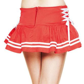 sukňa dámska HELL BUNNY - Motley - Red, HELL BUNNY