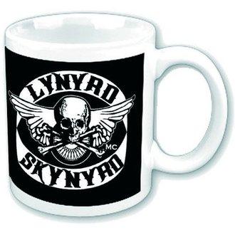 hrnček Lynyrd Skynyrd - Logo - HMB, HALF MOON BAY, Lynyrd Skynyrd