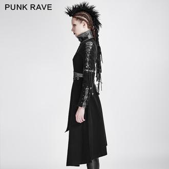 kabát dámsky PUNK RAVE - Alien, PUNK RAVE
