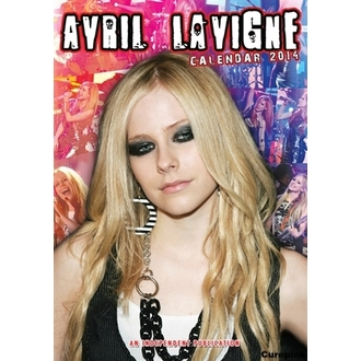 kalendár na rok 2014 Avril Lavigne, NNM, Avril Lavigne