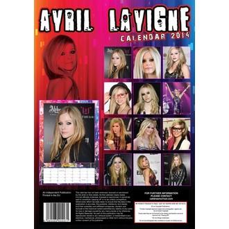 kalendár na rok 2014 Avril Lavigne, Avril Lavigne