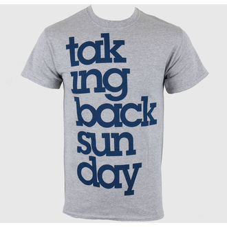 tričko pánske Taking Back Sunday - Logo Sports - LIVE NATION - PE10273SC