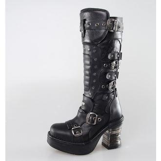 topánky NEW ROCK - 8353-S1 - ITALI NEGRO