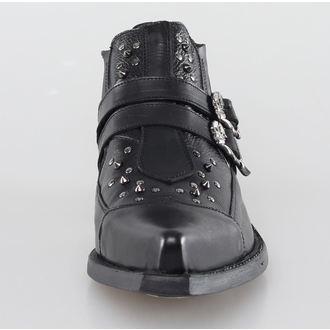 topánky NEW ROCK - 7956-S1 - NOMADA NEGRO