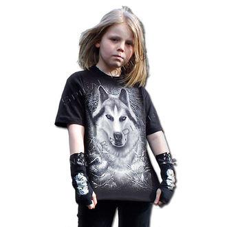 tričko detské SPIRAL - White Wolf, SPIRAL