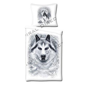 obliečky SPIRAL - White Wolf - TR324930