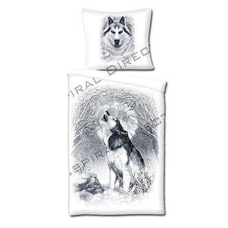 obliečky SPIRAL - White Wolf, SPIRAL