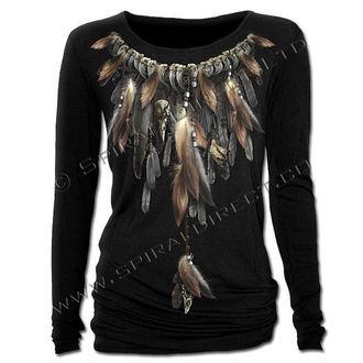 tričko dámske s dlhým rukávom SPIRAL - Native Spirit - TR345307
