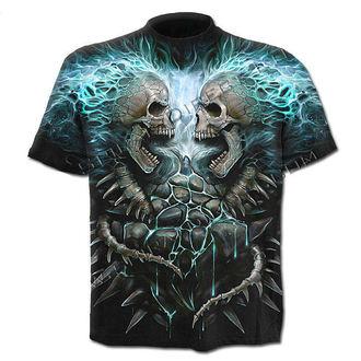 tričko pánske SPIRAL - Flaming Spine, SPIRAL