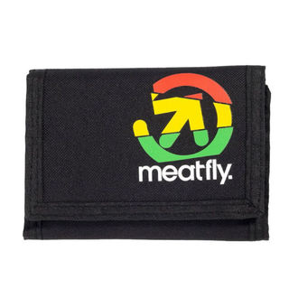 peňaženka MEATFLY - HARPOON - A - 1/26/55 - Black Green, MEATFLY