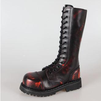topánky GRINDERS - 14dírkové - High Ranger, GRINDERS