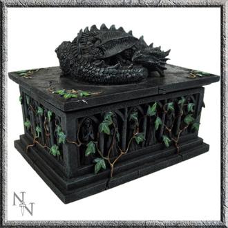 krabička (dekorácia) Dragon Tarot Card, NNM