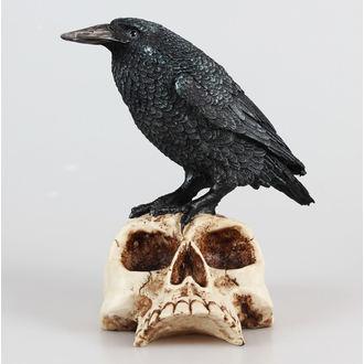 dekorácia Raven On Skull, Nemesis now