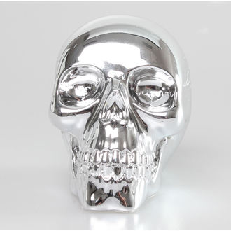 dekorácia Chrome Skull, Nemesis now