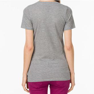 tričko dámske VANS - G Distressed America - Grey Heather, VANS