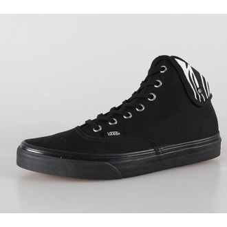 topánky VANS - U Authentic Hi 2 - (Zebra) black/black, VANS