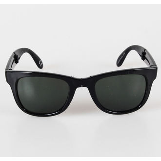 okuliare slnečné VANS - M Foldable Spicoli S - Black Gloss, VANS