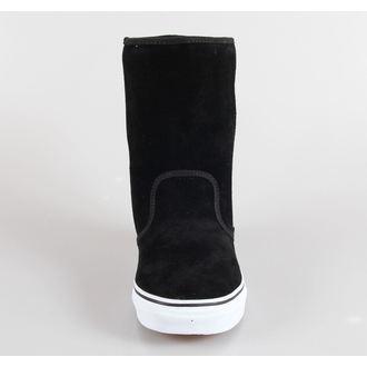 topánky VANS - U SLIP-ON Boot - (Suede) black, VANS