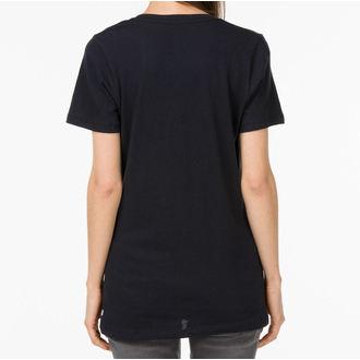 tričko dámske VANS - G Distressed America - Black, VANS