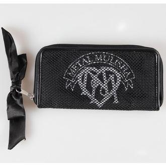 peňaženka METAL MULISHA - Fader - BLK