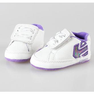 topánky detské ETNIES - Fader Crib, ETNIES
