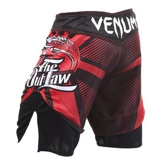 boxerské kraťasy VENUM - Hardy Outlaw - Red, VENUM