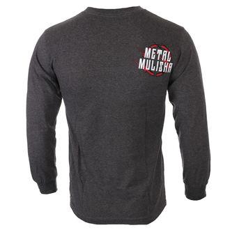 tričko pánske s dlhým rukávom METAL MULISHA - IMPACT, METAL MULISHA