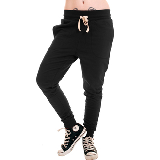 nohavice unisex (tepláky) 3RDAND56th - Carrot Fit Jogger - Black, 3RDAND56th