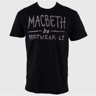 tričko pánske MACBETH - Scribble, MACBETH