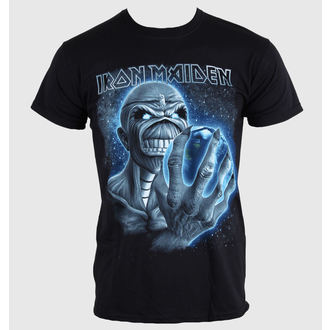 tričko pánske Iron Maiden - A Different World - ROCK OFF, ROCK OFF, Iron Maiden
