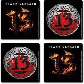 pivné podnosy Black Sabbath - 13 - ROCK OFF, ROCK OFF, Black Sabbath