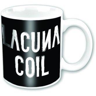 hrnček Lacuna Coil - Head - ROCK OFF, ROCK OFF, Lacuna Coil