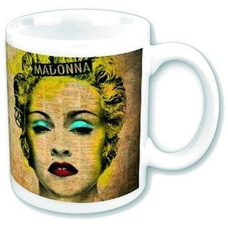 hrnček Madonna - Celebration - ROCK OFF, ROCK OFF, Madonna
