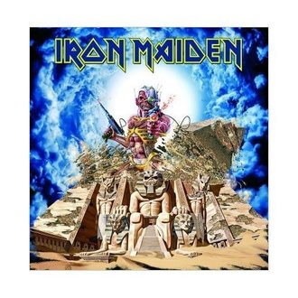 prianie Iron Maiden - Somewhere back in Time - ROCK OFF, ROCK OFF, Iron Maiden