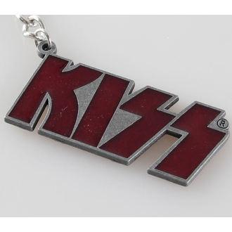 kľúčenka Kiss - Red Logo - CDV, C&D VISIONARY, Kiss