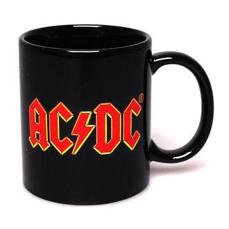 hrnček AC/DC - Logo - CDV, C&D VISIONARY, AC-DC