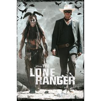 plagát Lone Ranger - Teaser, NNM
