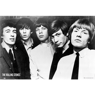 plagát The Rolling Stones - Group, Rolling Stones