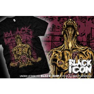 tričko pánske BLACK ICON - Suicide - Black, BLACK ICON