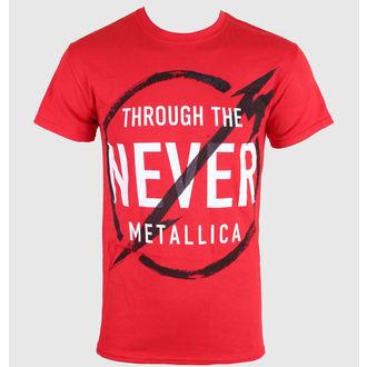 tričko pánske Metallica - Never - LIVE NATION, LIVE NATION, Metallica
